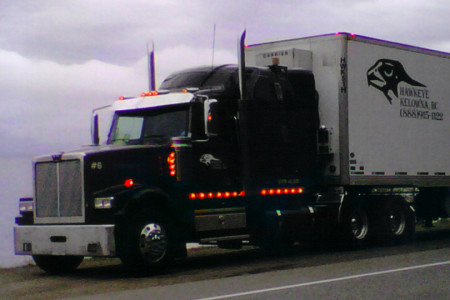 Hawkeye Truck Black thumb